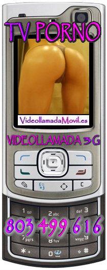 VIDEOLLAMADA XXX MOVIL 3G
